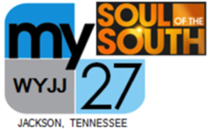 WYJJ-LD - Logo for when the Station was affiliated with The Soul of the South Network, from 2014-2015.