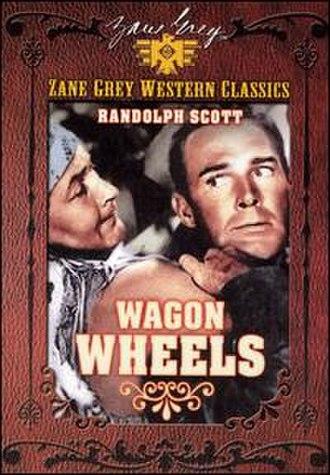 Wagon Wheels (film) - Image: Wagon Wheels (1934 film)