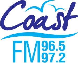 Coast FM (West Cornwall) - Image: West Cornwall's Coast FM official logo