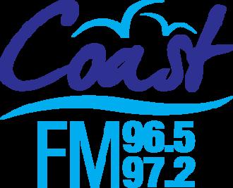 Coast FM (West Cornwall) - Image: West Cornwall's Coast FM official logo