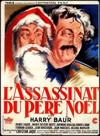 Who Killed Santa Claus? - Film poster