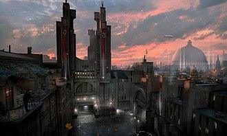 Wolfenstein: The New Order - Image: Wolfenstein The New Order development