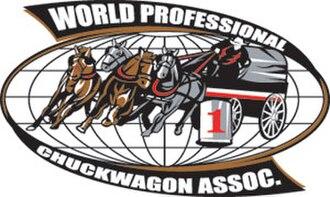 World Professional Chuckwagon Association - Image: World Professional Chuckwagon Association (emblem)
