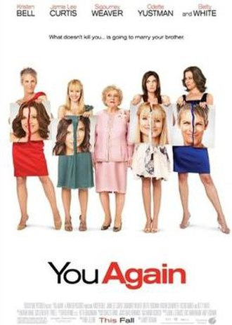 You Again - Theatrical release poster