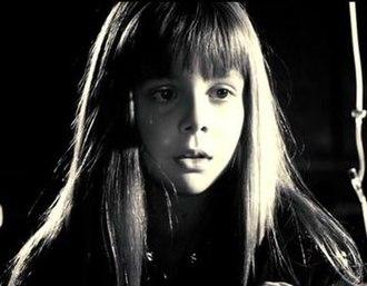 Nancy Callahan - Makenzie Vega as Nancy at 11
