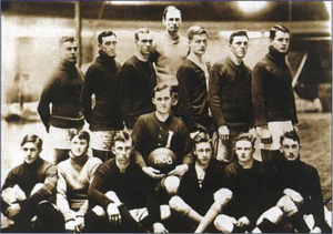 "1907–08 Illinois Fighting Illini men's basketball team - ""1907-08 Fighting Illini team"""