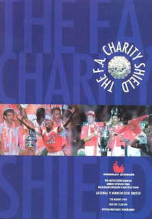 1993 FA Charity Shield Football match