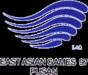 1997 East Asian Games - Image: 1997 Busan