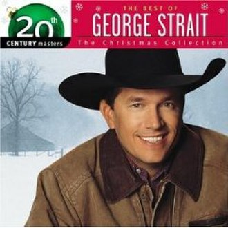 20th Century Masters – The Christmas Collection: The Best of George Strait - Image: 20th Century Masters The Best of George Strait The Christmas Collection