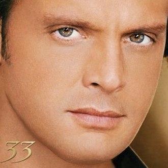 33 (Luis Miguel album) - Image: 33luismiguel