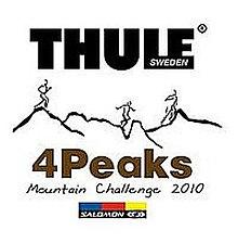 4 Peaks Mountain Challenge