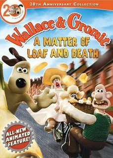 2008 film directed by Nick Park