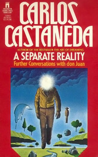 A Separate Reality - First edition cover (paperback)