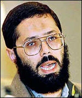 Algerian legislative election, 1991 - Image: Abdelkader Hachani
