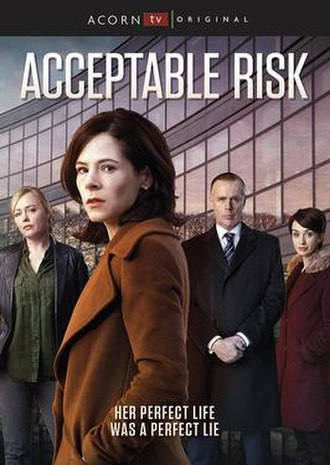 Acceptable Risk (TV series) - Image: Acceptable Risk DVD