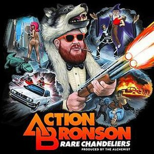 Rare Chandeliers - Image: Action Bronson Rare Chandeliers