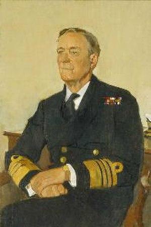 Sir Charles Madden, 2nd Baronet - Admiral Sir Charles Madden