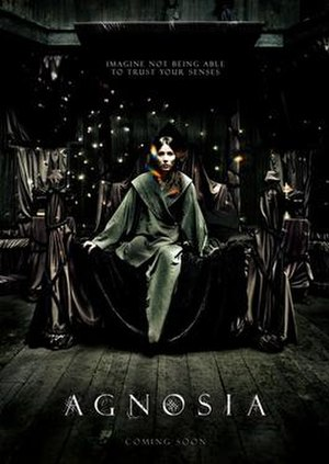 Agnosía - Promotional film poster