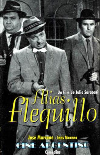 Alias Flequillo - Theatrical release poster