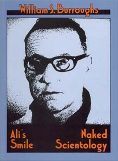 <i>Alis Smile: Naked Scientology</i> book by William S. Burroughs II