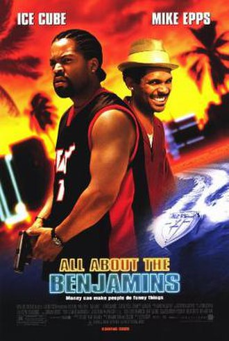 All About the Benjamins - Theatrical release poster