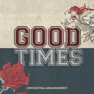 Good Times (All Time Low song) - Image: All Time Low Good Times (single cover)