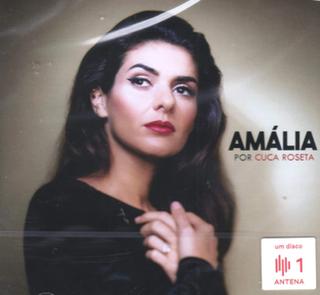 <i>Amália Por Cuca Roseta</i> 2020 studio album by Cuca Roseta
