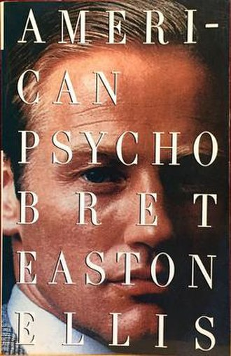 American Psycho - First American paperback edition (1991)