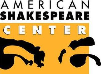 American Shakespeare Center - Image: American Shakespeare Center logo