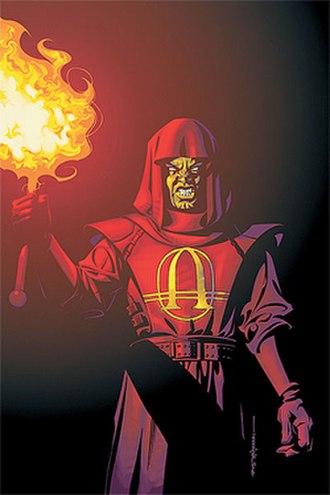 General (DC Comics) - Image: Anarky Robin no.182