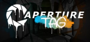 Aperture Tag: The Paint Gun Testing Initiative - Image: Aperture Tag Header
