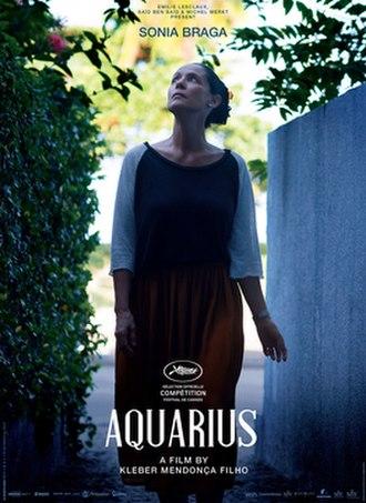 Aquarius (film) - Film poster