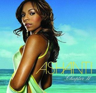 Chapter II (Ashanti album) - Image: Ashanti Chapter II