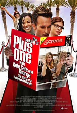 The Making of Plus One - Promotional poster