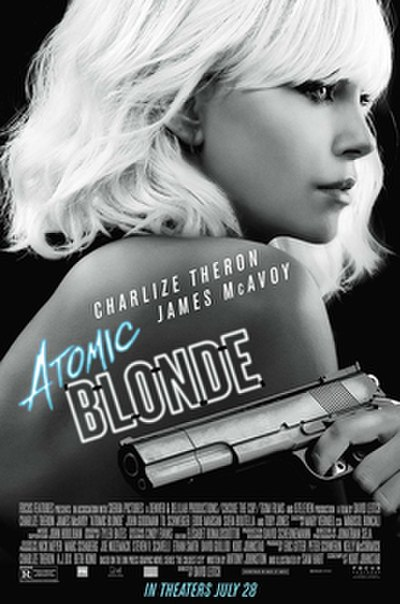 Picture of a movie: Atomic Blonde