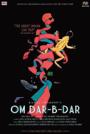 Om-Dar-B-Dar - Theatrical Poster