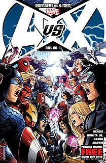 <i>Avengers vs. X-Men</i>