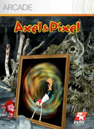 Axel & Pixel - Image: Axel & Pixel Coverart