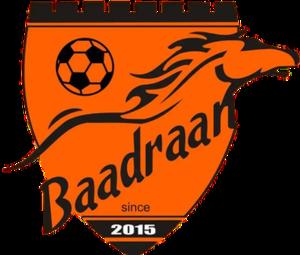 Baadraan Tehran F.C. - Image: Baadraan Tehran FC logo