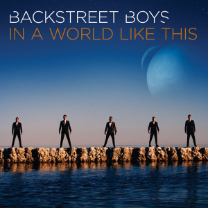 In a World Like This - Image: Backstreet Boys In a World Like This (Official album cover)
