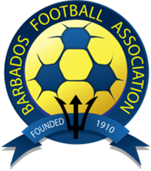 Barbados national football team - Image: Barbados FA