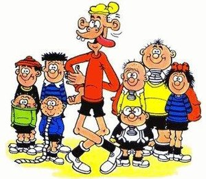 The Bash Street Kids - Image: Bash street kids