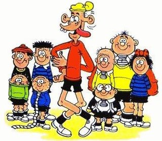 <i>The Bash Street Kids</i>