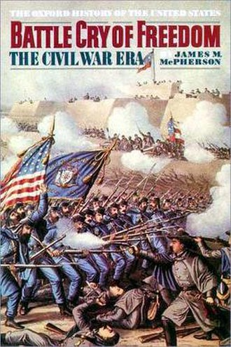 Battle Cry of Freedom (book) - First edition cover