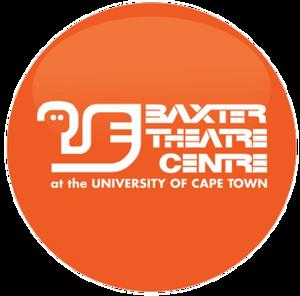 Baxter Theatre Centre - Image: Baxter Theatre Centre Logo