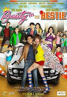 <i>Beauty and the Bestie</i> 2015 Filipino film