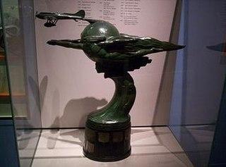 Bendix Trophy award