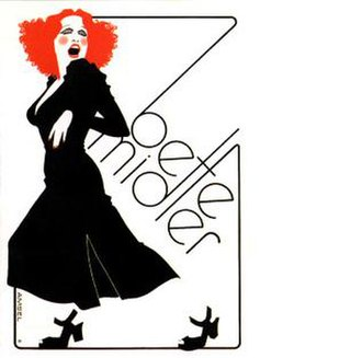 Bette Midler (album) - Image: Bette Milder
