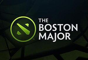 Boston Major - Image: Boston Major 2016 Logo