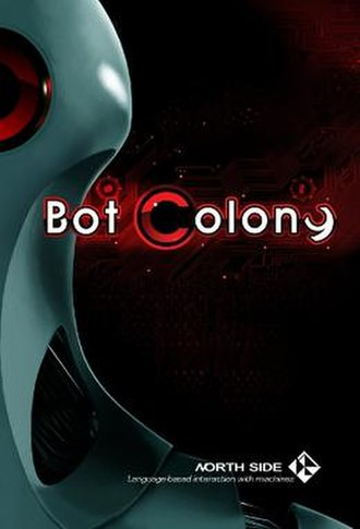 Bot Colony - Image: Bot Colony Cover Art